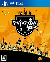 PS4 PATAPON REMASTERED Japan F/S