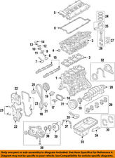 KIA OEM 14-16 Forte-Engine Timing Cover 213502E030