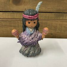 Artists Of The World Little Maraca Girl