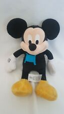 """DISNEY STORE MICKEY MOUSE PLUSH SOFT TOY 13"""", PRISTINE, 100% AUTHENTIC"""