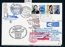 67501) lh/AA FF Frankfurt-Bayreuth 26.10.98 Dash 8, sp MS Berlín Island