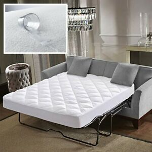 SOFA BED / PULL OUT BED (115cm X 180cm) WATERPROOF MATTRESS PROTECTOR (SKIRT)