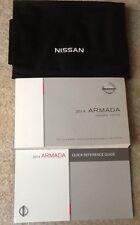 2014 14  Nissan Armada Owners Manual