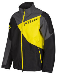 Klim Powerxross Jacket Klim Yellow size MD