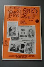 R&L Mag: Picture Postcard Monthly Apr 1992 Thrapston/Titanic/Joan of Arc