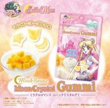 Sailor moon Japan mango yogurt candy snack gummy  gummi