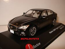 J-COLLECTION JC290 NISSAN INFINITI SKYLINE 350GT HYBRID  BLACK  2013 au 1/43°