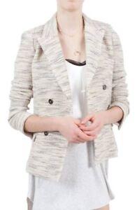 Isabel Marant Lali Textured Tweed Blazer