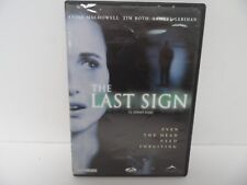 The Last Sign DVD