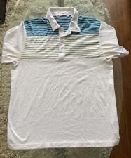Travis Mathew Mens Polo Shirt Sz Xl