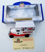OXFORD DIECAST LIMITED EDITION CHEVROLET TRUCK - KNOCKOUT COMIC - NO.441 OF 1000