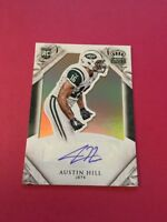 Austin Hill Jets 2015 Crown Royale Bronze Auto Rookie #173  14/199