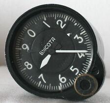 Vintage Russian Aircraft Altimeter Indicator #1