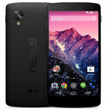 "Unlocked New Original LG Nexus 5 D820 16GB 8MP 4.95"" GSM Smartphone Black"