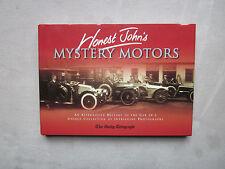 Honest Johns Mystrey Motors new. uphill Lincoln