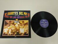 JJ10- GIGANTES DEL POP VOL 33 10 CC ESP 1988  LP VIN POR VG ++ DIS VG ++/NM