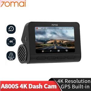 Caméra embarquée Dashcam Xiaomi 70mai A800S 4K Dash Cam Built-in GPS ADAS Real