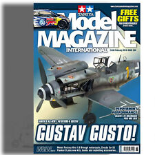 TAMIYA MODEL MAGAZINE INTERNATIONAL ISSUE 268 FEBRUARY 2018