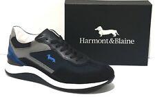HARMONT & BLAINE - ART: 060.6110 - SNEAKER UOMO - BLU - SCONTATE