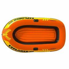 Intex 58332EP Explorer 300 Compact Inflatable Three Person Raft Boat
