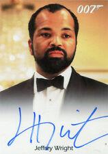 James Bond 007 Classics Autograph Card Jeffrey Wright as Felix Leiter