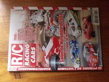 $$ Revue R/C Racing Cars N°121 Choupette Avio  LD3 RTR  Nitro Rush  OS CVRX 18