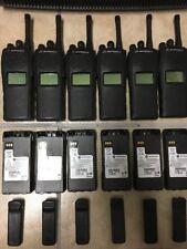 6 Motorola Xts2500 1.5 Uhf R1 380-470mhz P25 Digital Radios H46Qdd9Pw5An Xts Apx
