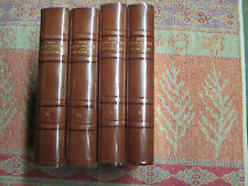 Don Quichotte de la Manche en quatre volumes, illustrations de Berthold Mahn