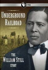Underground Railroad: The William Still Story [New DVD]