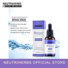 Retinol + Vitamin E - Face Serum Cream - For Micro Needle  Derma Roller