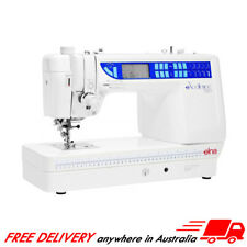 Elna Excellence 720 Sewing Machine Quilting Dressmaking Patchwork 7300 6600P NEW