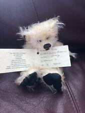 Rare 1/1 Teddy Bear Orphanage Heidi