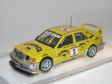 Minichamps, Mercedes-Benz 190e 2.5-16 evo 2 DTM 1991 equipo camel, reunirá #3, 1:43