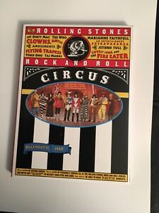 The Rolling Stones - Rock and Roll Circus (DVD, 2004)