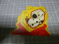 POOH Sticker/ Decal Bumper Stickers Actual Pattern NEW