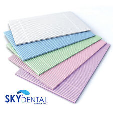 500 Disposable Patient Bibs 3-Ply Towels 18x13 for TATTOO DENTAL MEDICAL