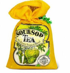 Tea SOURSOP, black loose tea, Mlesna original