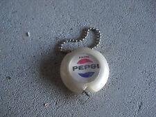 Unique Vintage Pepsi Cola Keychain Tape Measure