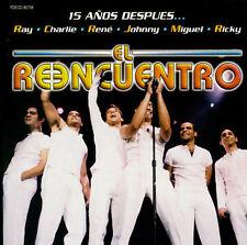 El Reencuentro: 15 Años Despues by El Reencuantro/Menudo (CD, May-1998, 2 Discs,