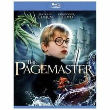 The Pagemaster (Blu-ray Disc, 2013)
