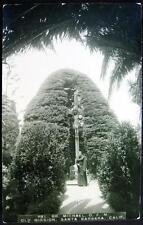 SANTA BARBARA CA ~ 1900's RELIGIOUS BR. MICHAEL, O.F.M. OLD MISSION ~ RPPC