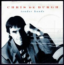 "CHRIS DE BURGH - GERMAN 7"" AM 1988 - TENDER HANDS / A NIGHT ON THE RIVER"