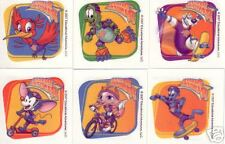DANGER RANGERS 12 temporary kids TATTOOS Safety REWARDS
