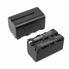 Phot-R NP-F750 4800mAh 7.4V L Series Rechargeable Li-ion Battery Pack for Sony