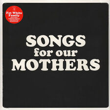 FAT WHITE FAMILY SONGS FOR OUR MOTHERS LP VINYL RECORD NEW SEALED WITH DOWNLOAD
