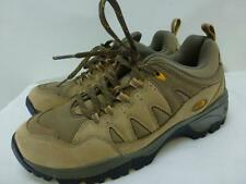 THE NORTH FACE Hommes 551044 tan leather hike trek trail Shoes womens sz 9 40.5