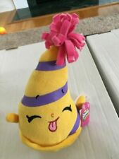 """SHOPKINS  2016 Collector/'s Series  Just Play  6.5/"""" Plush"""