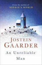 NEW An Unreliable Man By Jostein Gaarder Hardcover Free Shipping