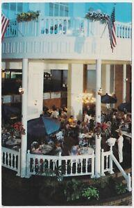 Grand Promenade Cafe, Heritage Grand Hotel, Fort Mills, S.C. - Vintage Postcard
