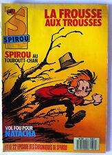 a)SPIROU N°2617; Les Chroniques de Spirou